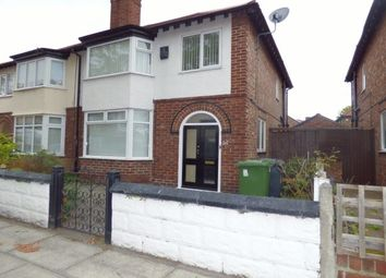 Thumbnail 3 bed property to rent in Woodville Avenue, Crosby
