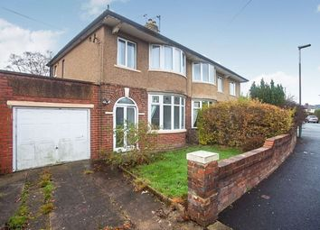 Thumbnail 3 bed semi-detached house for sale in Wilworth Crescent, Blackburn