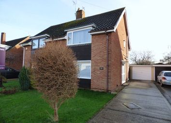 Thumbnail 2 bed semi-detached house for sale in Mayfield Drive, Hucclecote, Gloucester
