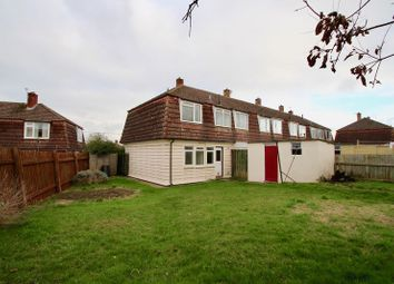 Thumbnail 2 bed end terrace house for sale in Kingston Close, Street