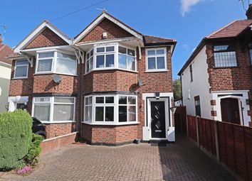 Thumbnail 3 bed semi-detached house for sale in St Nicolas Road, Nuneaton