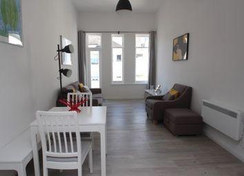 Thumbnail 1 bed flat to rent in Ingram Street, Glasgow