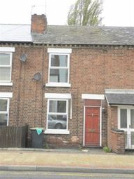 Thumbnail 2 bedroom terraced house to rent in Derby Road, Stapleford, Nottingham