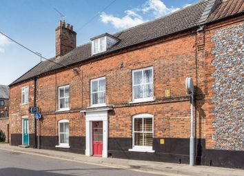 Thumbnail 6 bedroom terraced house for sale in Cley Road, Swaffham
