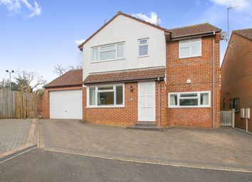 Thumbnail 4 bed detached house for sale in Feversham Way, Taunton