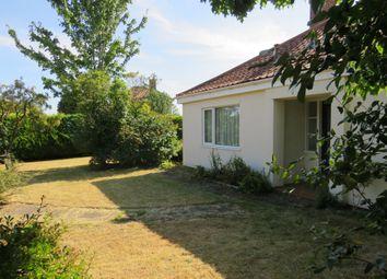 Thumbnail 3 bed bungalow for sale in Leys Lane, Attleborough
