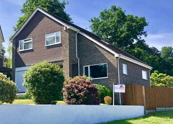 Thumbnail 4 bed detached house for sale in Orchard Close, Corfe Mullen, Wimborne