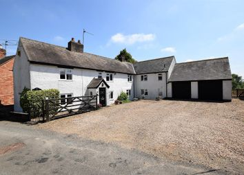 Thumbnail 5 bed detached house for sale in The Hollow, Knossington, Rutland