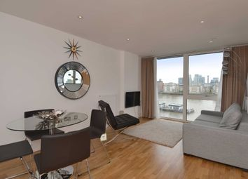 Thumbnail 1 bed flat to rent in Jubilee Court, 20 Victoria Parade, New Capital Quay, Greenwich