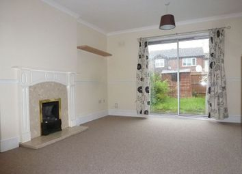 Thumbnail 2 bed terraced house to rent in Saltersgate, Peterborough