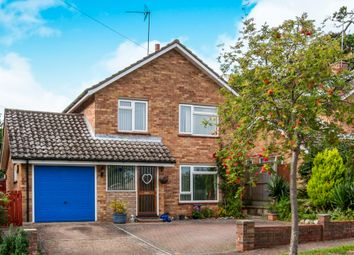 Thumbnail 3 bedroom detached house for sale in St Andrews Place, Melton, Woodbridge