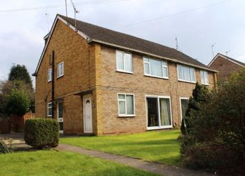 Thumbnail 3 bedroom flat for sale in Denton Close, Kenilworth