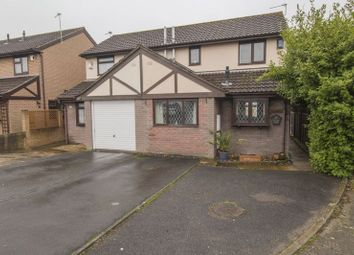 Thumbnail 2 bedroom semi-detached house for sale in Thurstons Barton, Whitehall, Bristol