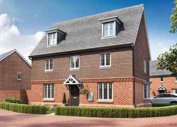 """Thumbnail 5 bed detached house for sale in """"Maddoc"""" at Barnhorn Road, Bexhill-On-Sea"""