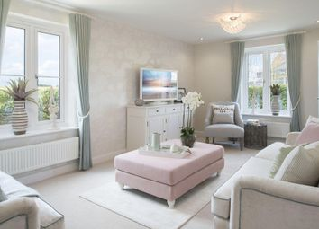 "Thumbnail 3 bedroom semi-detached house for sale in ""Hadley"" at Bearscroft Lane, London Road, Godmanchester, Huntingdon"