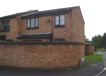 Thumbnail 1 bed end terrace house to rent in Chisel Close, Orchard Glade, Hereford