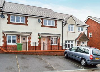 Thumbnail 2 bed terraced house to rent in Osprey Drive, Penallta, Hengoed