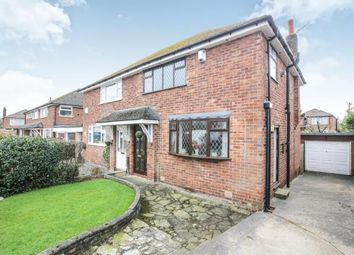 Thumbnail 3 bed semi-detached house for sale in Winsfield Road, Hazel Grove, Stockport, Cheshire