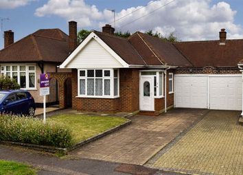 Thumbnail 2 bed semi-detached bungalow for sale in The Drive, Epsom, Surrey