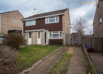 Thumbnail 2 bed semi-detached house to rent in Broom Grove, Knebworth
