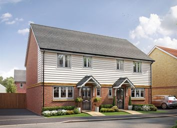"Thumbnail 3 bed detached house for sale in ""The Chester"" at Grigg Lane, Headcorn, Ashford"