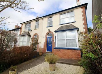 Thumbnail 3 bedroom end terrace house for sale in Fort Terrace, Bideford