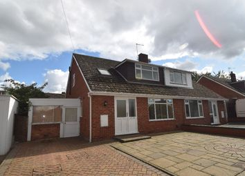 Thumbnail 6 bed semi-detached house to rent in Longford Road, Newport