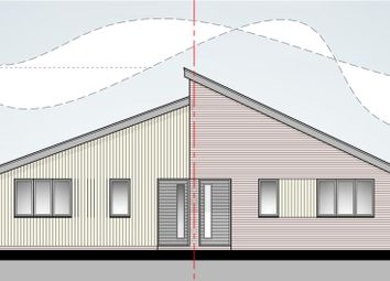 Thumbnail 2 bed semi-detached bungalow for sale in Kemball Street, Ipswich