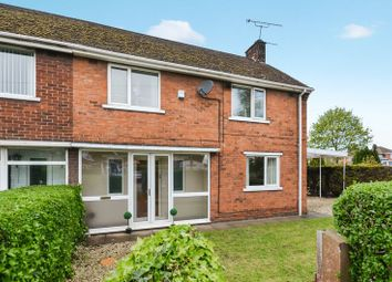 Thumbnail 3 bedroom semi-detached house for sale in 5 Swaledale Place, Scunthorpe