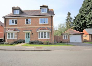Thumbnail 6 bed detached house for sale in Columbus Drive, Sarisbury Green, Southampton