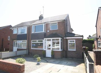 Thumbnail 3 bed semi-detached house for sale in Carden Avenue, Swinton, Manchester