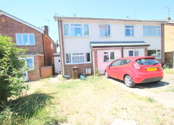 Thumbnail 4 bed semi-detached house to rent in Berriman Close, Colchester