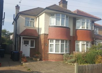 Thumbnail 4 bedroom semi-detached house to rent in Broadoak Avenue, Enfield