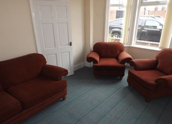 Thumbnail 4 bed property to rent in Second Avenue, Heaton, Newcastle Upon Tyne