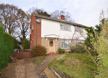 Thumbnail 3 bed semi-detached house for sale in Evergreen Road, Frimley, Camberley