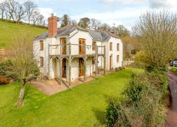 Thumbnail 4 bed detached house for sale in Silverton, Exeter, Devon