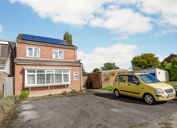 Thumbnail 4 bed detached house for sale in Webbs Way, Marlborough