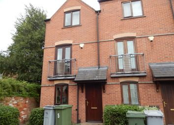Thumbnail 3 bed town house to rent in Sherwood Court, Sherwood Avenue, Newark