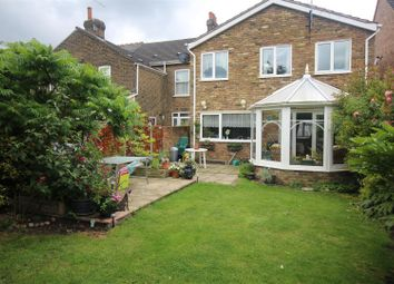 Thumbnail 4 bedroom detached house for sale in Bury Green Road, West Cheshunt, Herts