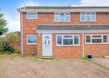 Thumbnail 3 bed semi-detached house for sale in Buttermere Close, Flitwick
