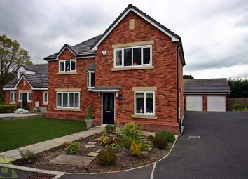 Thumbnail 4 bed detached house for sale in Jubilee Close, Whittle Le Woods