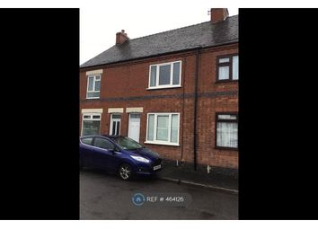 Thumbnail 2 bed terraced house to rent in Neville Street, Glascote, Tamworth