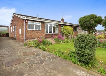 Thumbnail 3 bed semi-detached house for sale in Malham Road, Knutton, Newcastle-Under-Lyme