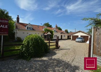 Thumbnail 4 bed cottage for sale in Mill Road, Barnham Broom, Norwich