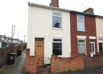Thumbnail 2 bedroom terraced house to rent in Cambridge Road, Lowestoft