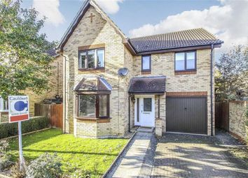 Thumbnail 4 bed detached house for sale in Hartland Avenue, Tattenhoe, Milton Keynes