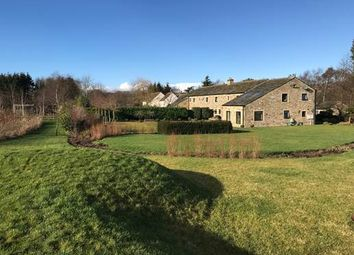 Thumbnail 4 bed barn conversion to rent in Off Abbey Road, Shepley, Huddersfield