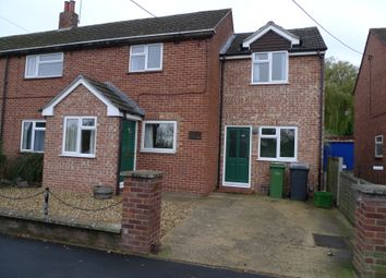 Thumbnail 4 bed end terrace house to rent in Hampstead Norreys Road, Hermitage, Thatcham