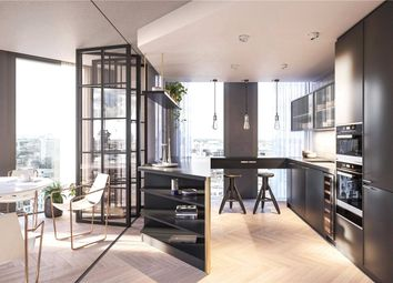 Thumbnail 2 bed flat for sale in One Crown Place, Hackney