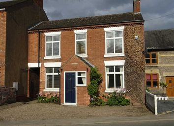 Thumbnail 3 bed link-detached house for sale in Broughton Road, Stoney Stanton, Leicester